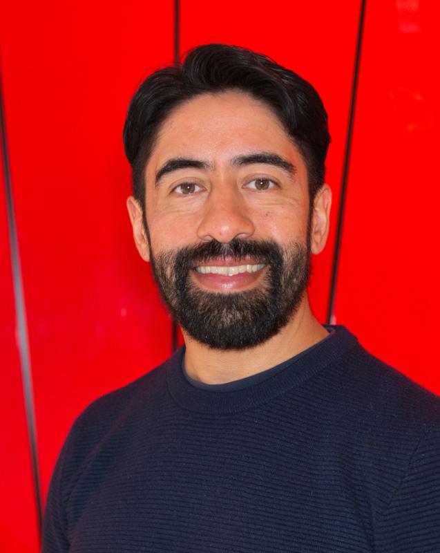 Dr German Castro